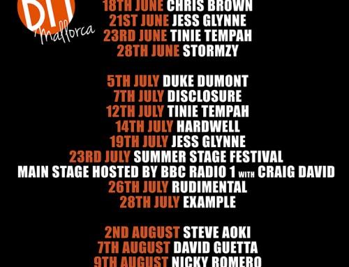 Steve Aoki abre la temporada de conciertos  en la zona Stage del BH Mallorca, el próximo jueves