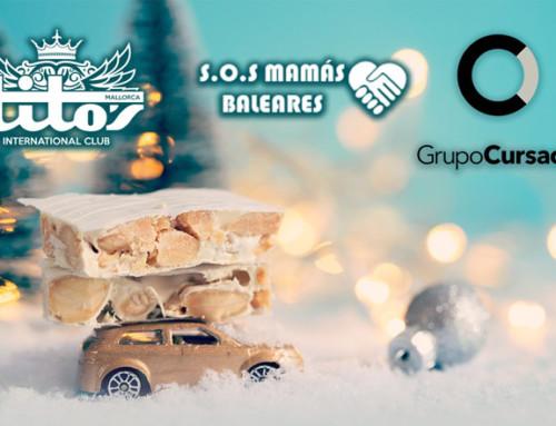 Participamos en la recogida de turrones y dulces navideños para SOS MAMÁS.