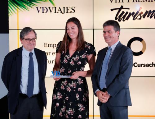 Otorgan a Grupo Cursach el premio «Turismo» del suplemento 'V de Viajes'