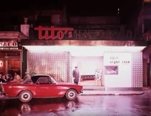 Un vídeo sobre el arquitecto Sostres recoge imágenes retro del club Tito's Mallorca